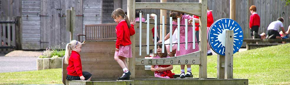 Life at Badshot Lea Village Infant School